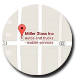 Miller Glass Orland CA, windshield and automotive glass replacement service