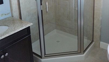 Shower Doors and Tub Enclosures, Residential and Commercial Glass